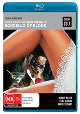 Tales From The Crypt Presents Bordello Of Blood (blu)