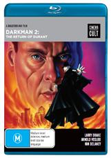 Darkman Ii: The Return Of Durant (blu)