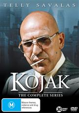 Kojak Complete Collection