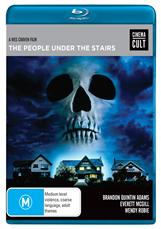 People Under The Stairs (blu)