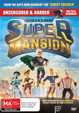 Supermansion Season 1