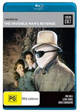 Invisible Mans Revenge (blu)