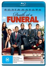 Death At A Funeral (blu)