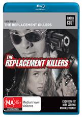 Cinema Cult - Replacement Killers (blu)