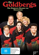 The Goldbergs Complete Collection  (s1-4)