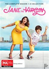 Jane The Virgin Collection (s1-4)