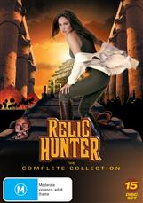 Relic Hunter Full Collection (hd)