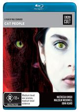 Cinema Cult - Cat People Blu