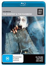 Cinema Cult - Serpent & The Rainbow, The Blu