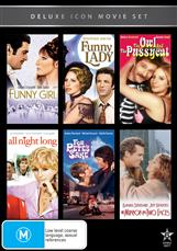 Deluxe Icon Movie Set - Volume 3: Barbra Streisand (6 Pack)