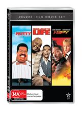 Deluxe Icon Movie Set - Volume 6:  Eddie Murphy (3 Pack)