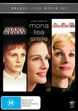 Deluxe Icon Movie Set - Volume 12:  Julia Roberts (3 Pack)