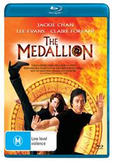 Medallion, The (blu)