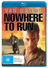 Nowhere To Run Blu