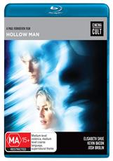 Hollow Man Blu