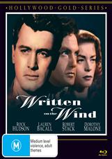 Written On The Wind Blu