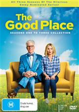 The Good Place Seasons 1 -3 Collection