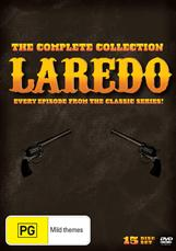 Laredo The Full Collection