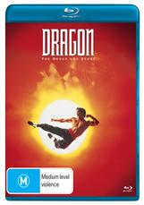Dragon: The Bruce Lee Story Blu