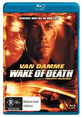 Wake Of Death (blu)
