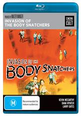 Invasion Of The Body Snatchers (blu)