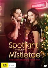 Spotlight Under The Mistletoe