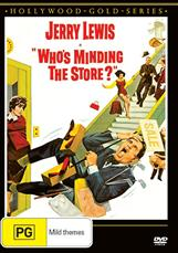 Whos Minding The Store? (hollywood Gold)