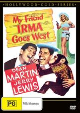 My Friend Irma Goes West (hollywood Gold)