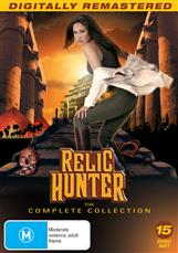 Relic Hunter Collection Hd