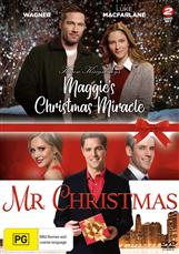 Maggies Christmas Miracle/mr Christmas