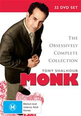 Monk Complete Collection (np)