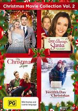 Christmas Movie Collection Vol 2