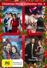 Christmas Movie Collection Vol 4
