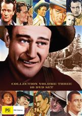 John Wayne Collection Vol Three