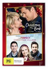 Christmas Double - Christmas By The Book / Perfect Christmas Village
