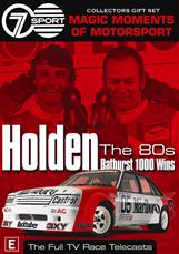 Holden: Bathurst 1000 Wins The 80s