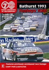 Magic Moments Of Motorsport: Bathurst 1993