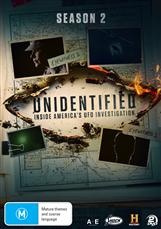 Unidentified: Inside Americas Ufo Investigation Season 2