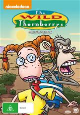 Wild Thornberrys Collectors Edition