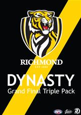 Afl Richmond Dynasty Grand Final Triple Pack