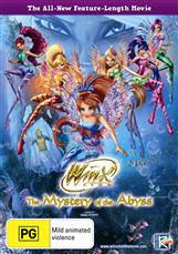 Winx Club Movie - The Mystery Of The Abyss