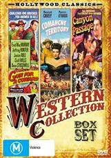 Classic Westerns Box Set