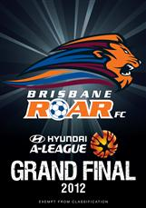 2012 A-league Grand Final - Brisbane Roar