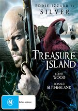 Treasure Island Blu Ray Single