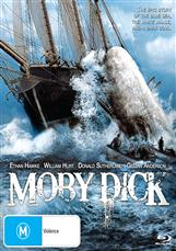 Moby Dick Blu Ray Single