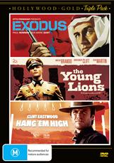 Exodus/young Lions/hang Em High