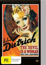 Devil Is A Woman, The