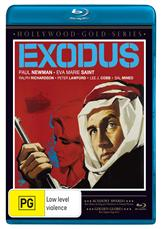 Exodus  (bluray)
