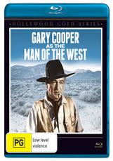 Man Of The West (bluray)