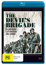 Devils Brigade (bluray)